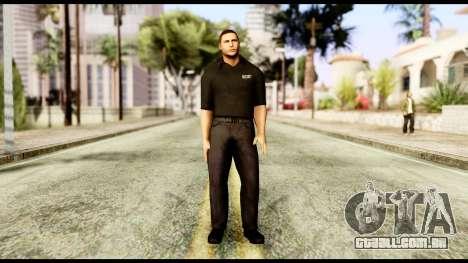 WWE SEC 2 para GTA San Andreas segunda tela