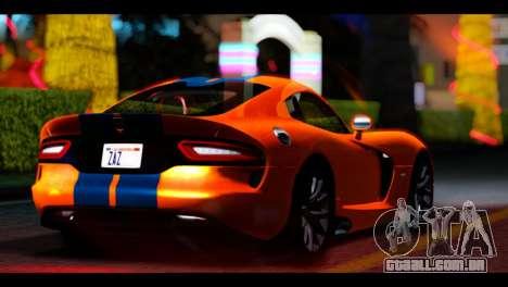 Deluxe 0.248 V1 para GTA San Andreas quinto tela
