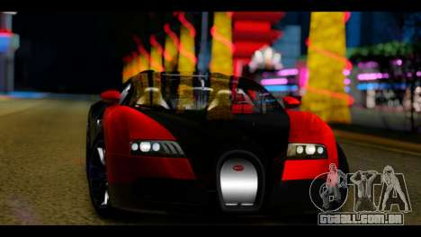 Deluxe 0.248 V1 para GTA San Andreas terceira tela