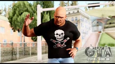 WWE Stone Cold 2 para GTA San Andreas