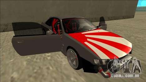 Nissan Silvia S14 Drift JDM para o motor de GTA San Andreas
