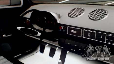 Zastava 1100P para GTA San Andreas vista direita