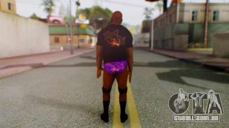 Titus ONeil 2 para GTA San Andreas terceira tela
