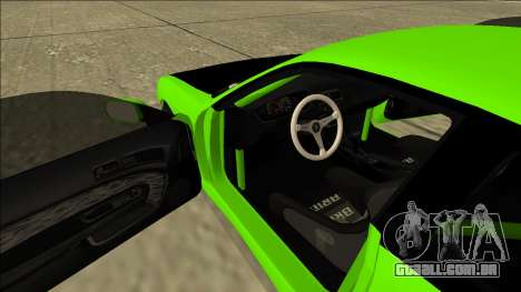 Nissan Silvia S14 Drift para as rodas de GTA San Andreas
