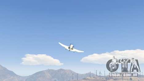 GTA 5 Robin DR-400 oitmo screenshot