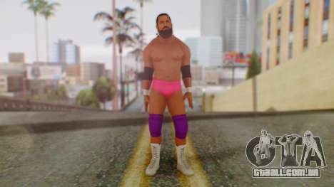 WWE Damien Sandow 2 para GTA San Andreas segunda tela