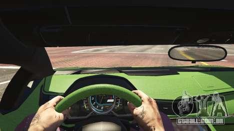GTA 5 Lamborghini Aventador LP700-4 v.2.2 voltar vista