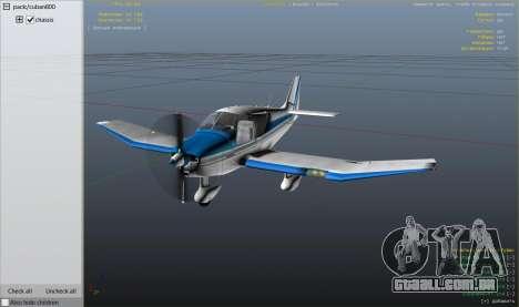 GTA 5 Robin DR-400 nono screenshot