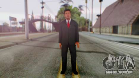 Justin Roberts para GTA San Andreas segunda tela