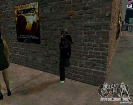 Tudo sobre o cinema para GTA San Andreas quinto tela