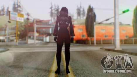 Jillanna para GTA San Andreas terceira tela