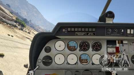 GTA 5 Robin DR-400 quarto screenshot