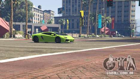 Lamborghini Aventador LP700-4 v.2.2 para GTA 5