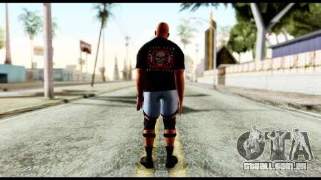 WWE Stone Cold 2 para GTA San Andreas terceira tela
