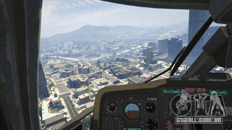 GTA 5 Harbin Z-9 quarto screenshot