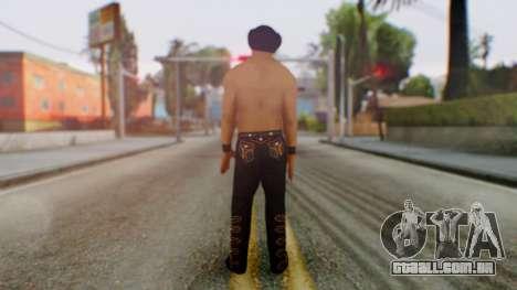 Jinder Mahal 1 para GTA San Andreas terceira tela