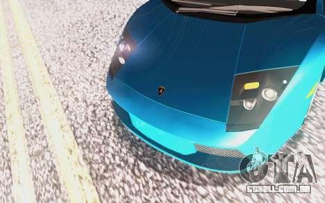 Lamborghini Murcielago 2005 para as rodas de GTA San Andreas