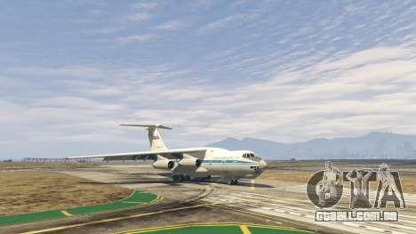 GTA 5 O IL-76 v1.1 quarto screenshot