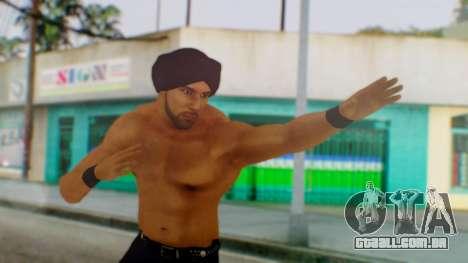 Jinder Mahal 1 para GTA San Andreas