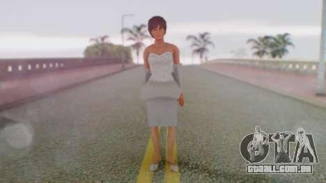 Miss Elizabeth para GTA San Andreas segunda tela