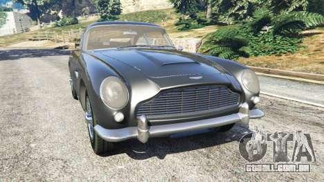 Aston Martin DB5 Vantage 1965 para GTA 5