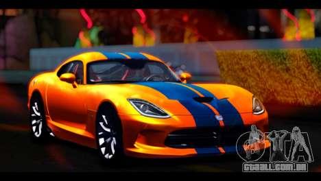 Deluxe 0.248 V1 para GTA San Andreas por diante tela