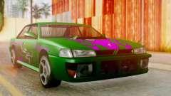 Sultan Винил из need For Speed Underground 2 para GTA San Andreas