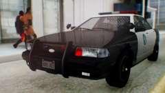 GTA 5 Vapid Stanier II Police