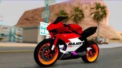 Bajidi 1R para GTA San Andreas