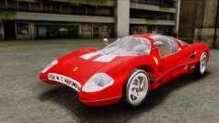 Ferrari P7 Chromo