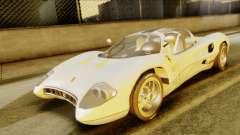 Ferrari P7 Spyder