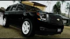 Chevrolet Tahoe 2015 para GTA San Andreas