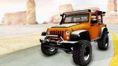 Jeep Wrangler Off Road