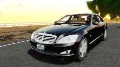 Mercedes-Benz S600L 2008