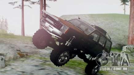 Jeep Cherokee 1984 4x4 para GTA San Andreas
