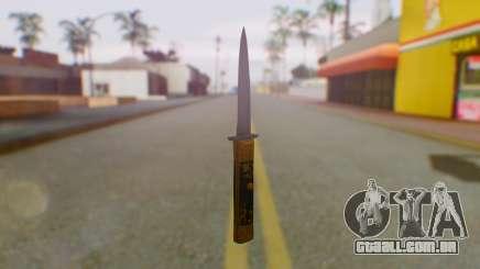 GTA 5 VIP Switchblade para GTA San Andreas