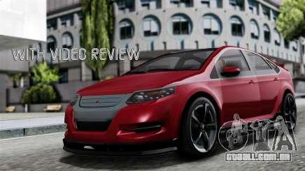 GTA 5 Cheval Surge IVF para GTA San Andreas