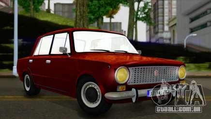 Fiat 124 para GTA San Andreas