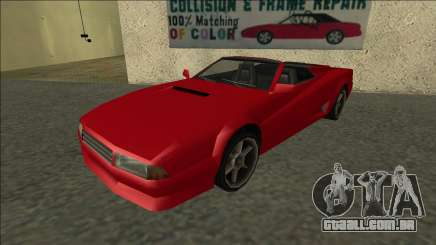 Cheetah Cabrio para GTA San Andreas