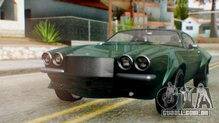 GTA 5 Imponte Nightshade para GTA San Andreas