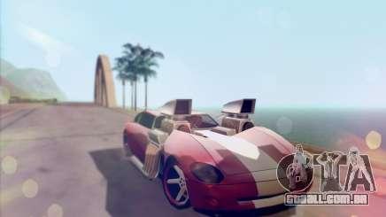 Banshee Twin Mill III Hot Wheels v1.0 para GTA San Andreas