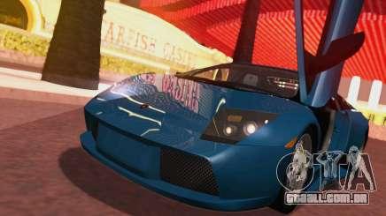 Lamborghini Murcielago 2005 para GTA San Andreas