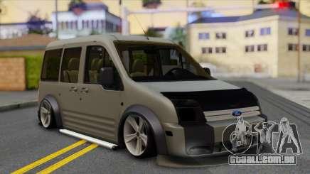 Ford Connect Rizeli para GTA San Andreas