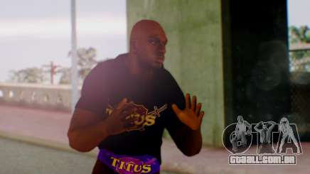 Titus ONeil 2 para GTA San Andreas