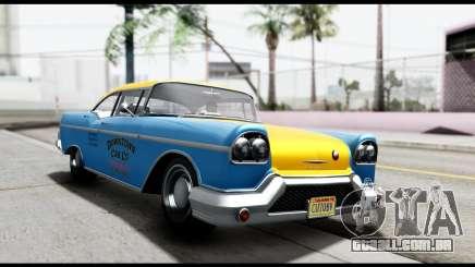 GTA 5 Declasse Cabbie v2 para GTA San Andreas