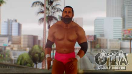 WWE Damien Sandow 2 para GTA San Andreas