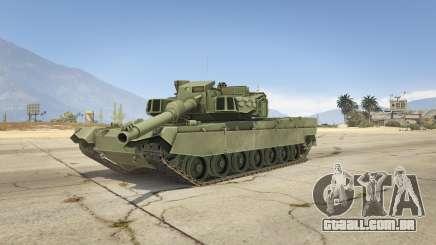 K2 Black Panther para GTA 5