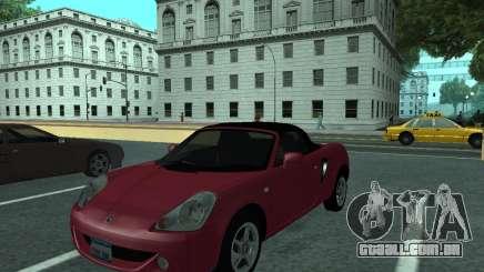 Toyota MR-S Tunable para GTA San Andreas