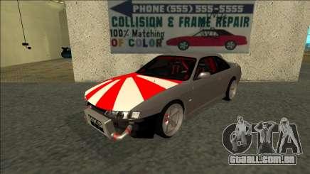 Nissan Silvia S14 Drift JDM para GTA San Andreas