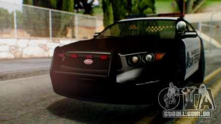 GTA 5 Police SF para GTA San Andreas